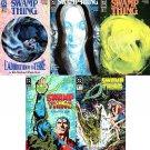 Swamp Thing #76 77 78 79 80 [1989] DC Comics Trade Set