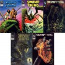 Swamp Thing #86 87 88 89 90 [1989] DC Comics Trade Set
