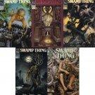 Swamp Thing #96 97 98 99 100 [1990] DC Comics Trade Set