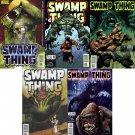 Swamp Thing #6 7 8 9 10 [2005] VF/NM DC/Vertigo Comics Trade Set