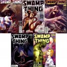 Swamp Thing #11 12 13 14 15 [2005] VF/NM DC/Vertigo Comics Trade Set