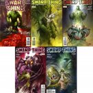 Swamp Thing #21 22 23 24 25 [2006] VF/NM DC/Vertigo Comics