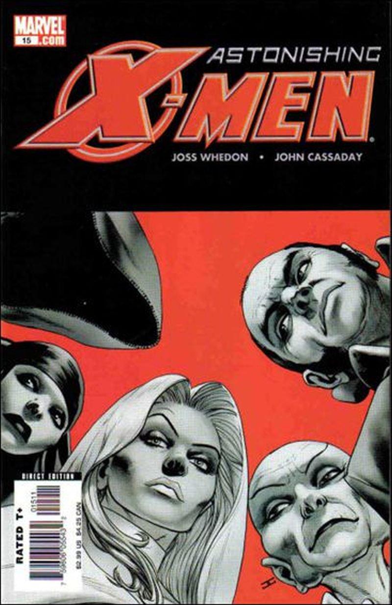 Astonishing X-Men #15 [2004] VF/NM Marvel Comics