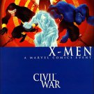 Civil War X-Men #4 VF/NM