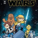 Star Wars #1 Skottie Young Variant [2015] VF/NM Marvel Comics