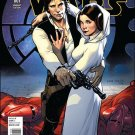 Star Wars #1 Sara Pichelli Variant [2015] VF/NM Marvel Comics
