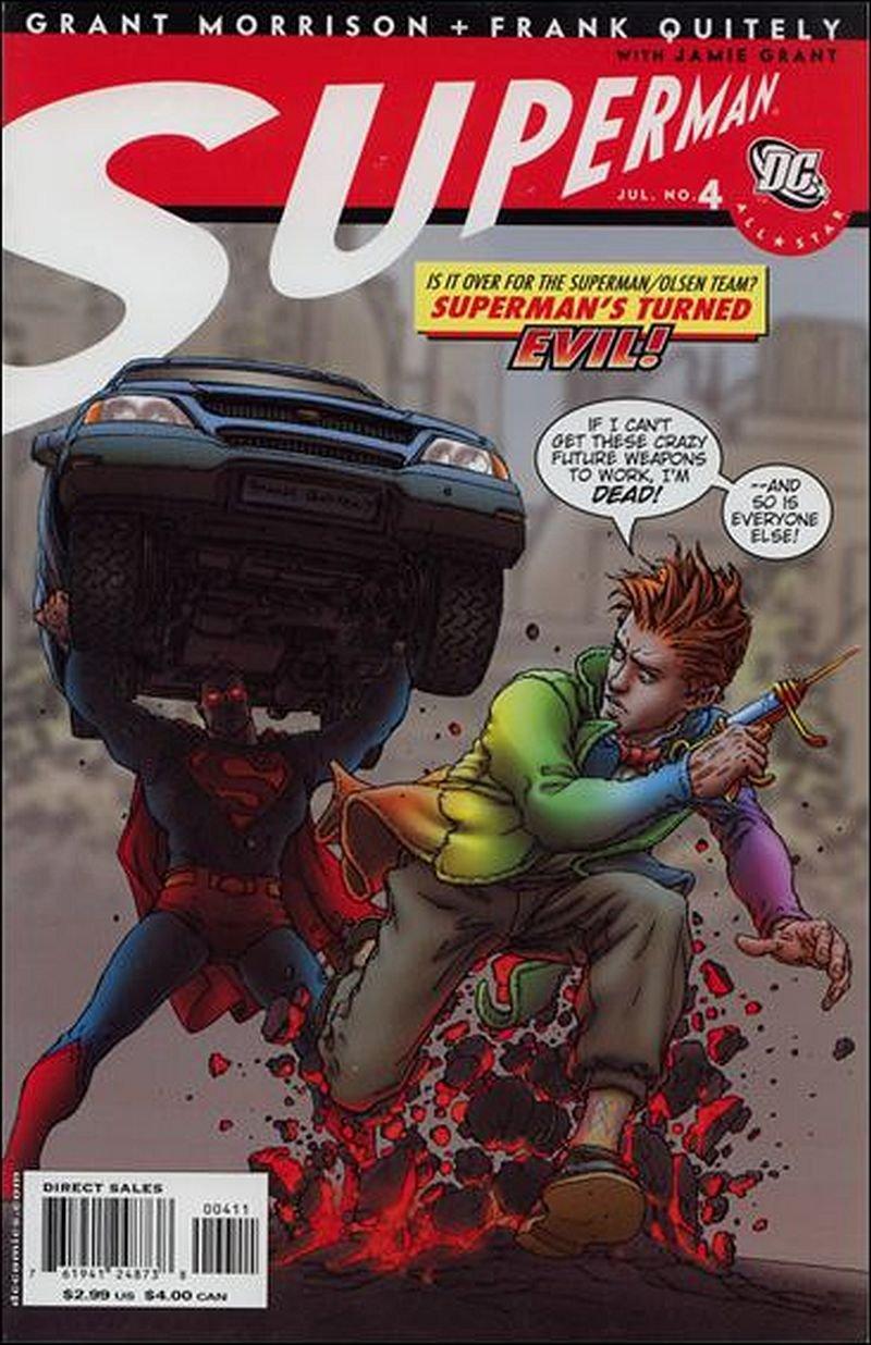 All Star Superman #4 [2006] VF/NM DC Comics
