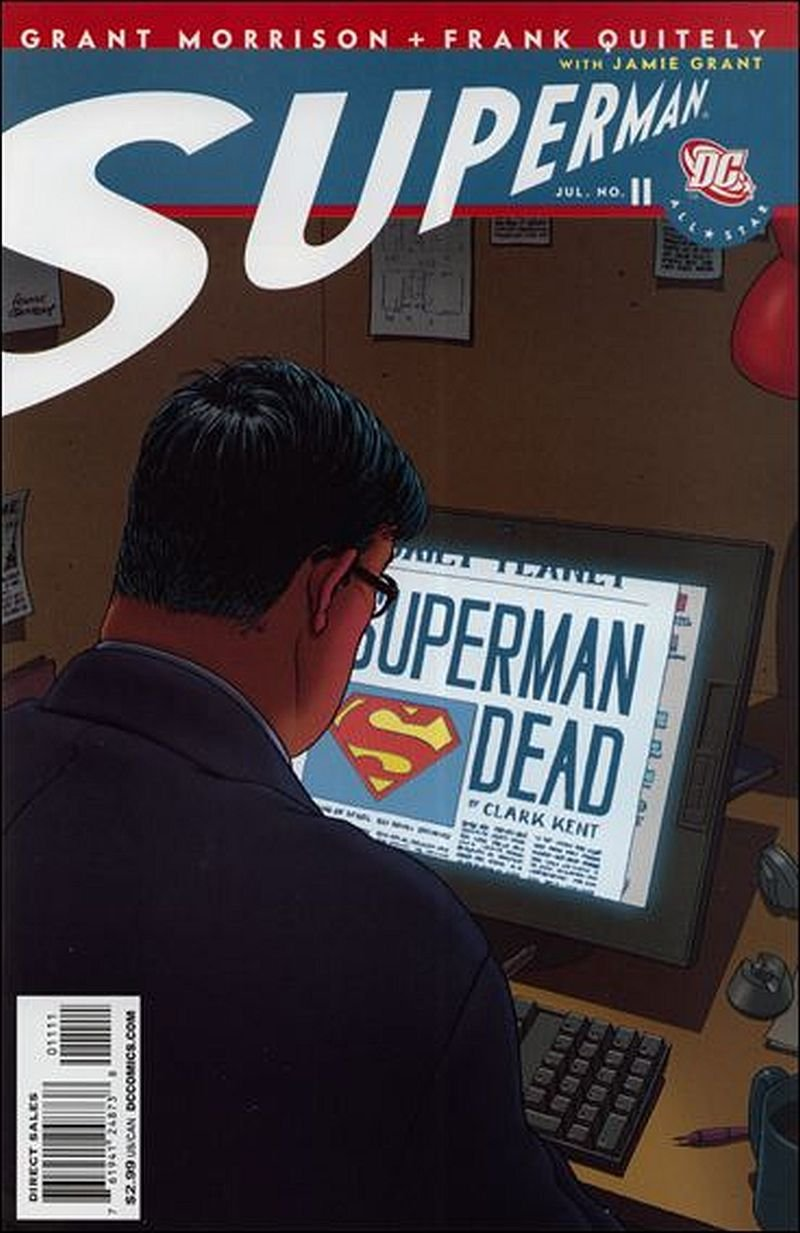 All Star Superman #11 [2006] VF/NM DC Comics