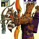 Avengers World #15 Rocket Raccoon & Groot Variant [2014] VF/NM *Marvel Now*