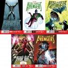 Uncanny Avengers #11 12 13 14 15 [2013-2014] VF/NM Marvel Comics