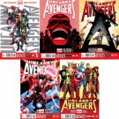 Uncanny Avengers Complete Volume 1 [2012-2014] VF/NM Marvel Comics Complete Set