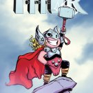 Thor #1 Skottie Young Variant [2014] VF/NM Marvel Comics