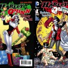 Harley Quinn Holdiay Special #1 Set of Both Covers [2014] VF/NM DC Comics