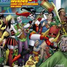 Harley Quinn Invades Comic Con International San Diego #1 [2014] VF/NM DC Comics