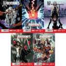Wolverines #1 2 3 4 5 [2015] VF/NM Marvel Comics