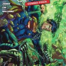 Justice League #2 Combo Pack [2011] VF/NM DC Comics *The New 52*