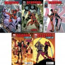 Deadpool Team-Up [2010] Trade Set #891 892 893 894 895 VF/NM Marvel Now Comics