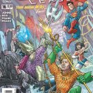Justice League #16 Langdon Foss 1:25 Variant [2013] VF/NM DC Comics *The New 52*