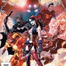 Convergence #1 Tony Daniel Variant [2015] VF/NM DC Comics *Harley Quinn*