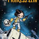 Princess Leia #1 Skottie Young Baby Variant [2015] VF/NM Marvel Comics