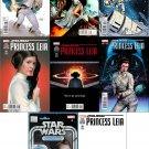 Princess Leia #1 [2015] Trade Set of Standard Cover and Seven Variants (Check Description) VF/NM