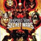Deadpool's Secret Secret Wars #1 [2015] VF/NM Marvel Comics