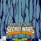 Deadpool's Secret Secret Wars #1 Scottie Young Variant Cover [2015] VF/NM Marvel Comics