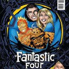 Fantastic Four #645 Michael Golden Connecting Cover Variant [2015] VF/NM Marvel Comics