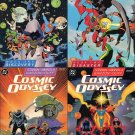 Cosmic Odyssey Full Set #1 2 3 4 [1988-1989] VF/NM DC Comics