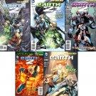 Earth 2 Trade Set #6 7 8 9 10 [2013] VF/NM DC Comics