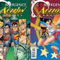 Convergence Action Comics #1 & 2 [2015] VF/NM DC Comics Trade Set