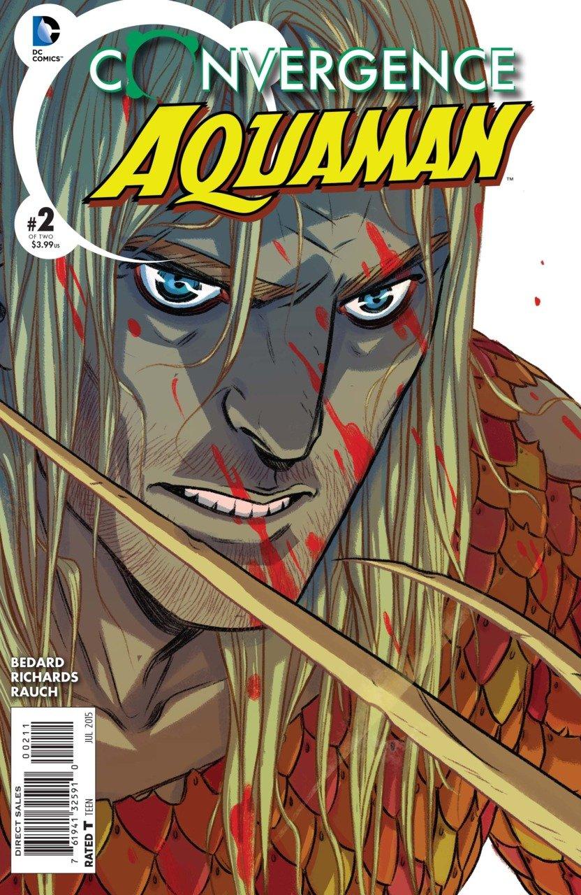 Convergence Aquaman #2 [2015] VF/NM DC Comics