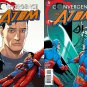 Convergence the Atom #1 & 2 [2015] VF/NM DC Comics Trade Set