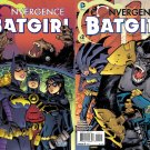 Convergence Batgirl #1 & 2 [2015] VF/NM DC Comics Trade Set