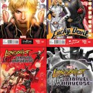 Longshot Saves the Marvel Universe #1 2 3 4 Complete Mini Series [2014] VF/NM Marvel Comics