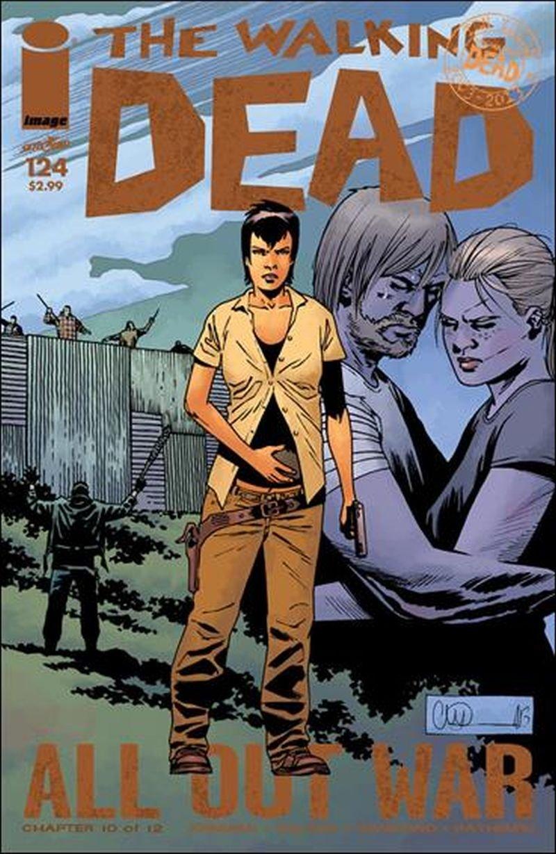 Walking Dead #124 [2014] VF/NM Image Comics
