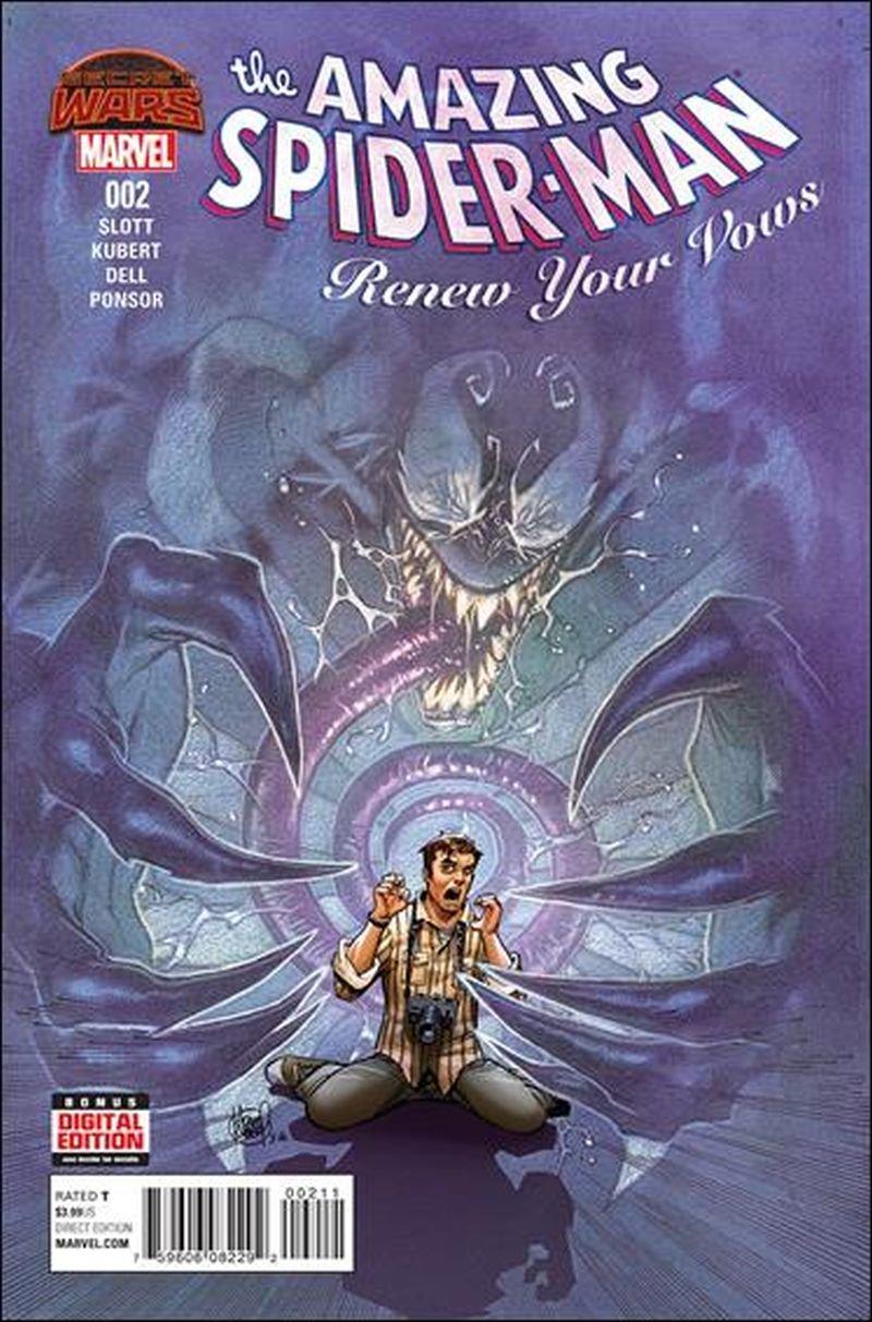 Amazing Spider-Man Renew Your Vows #2 [2015] VF/NM Marvel Comics