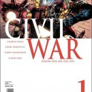 Civil War #1 [2015] VF/NM Marvel Comics