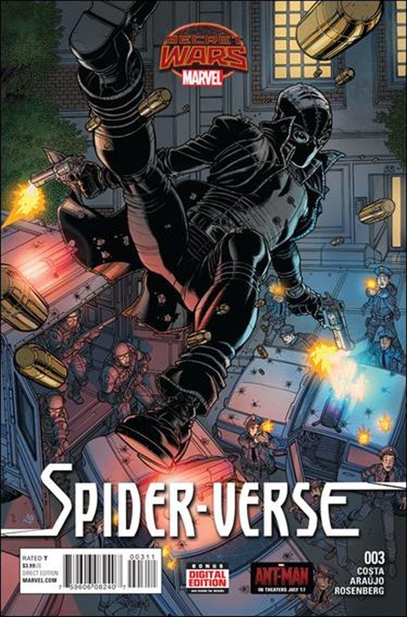 Spider-Verse #3 [2015] VF/NM Marvel Comics