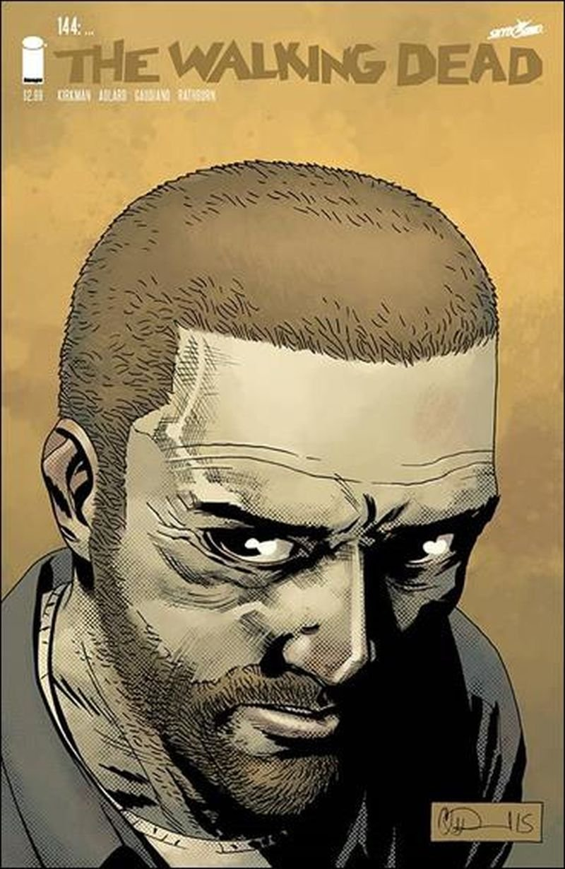 Walking Dead #144 [2015] VF/NM Image Comics