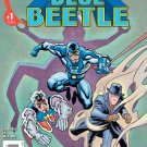 Convergence Blue Beetle #1 [2015] VF/NM DC Comics