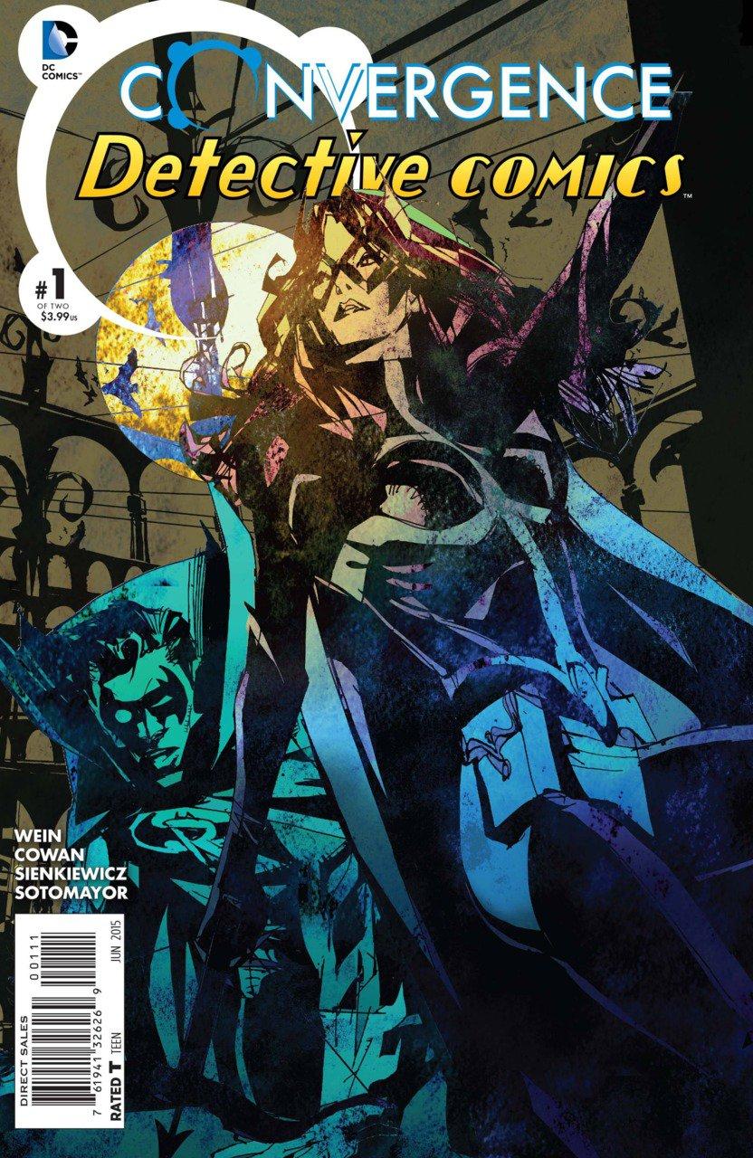 Convergence Detective Comics #1 [2015] VF/NM DC Comics