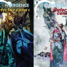 Convergence Detective Comics #1 & 2 [2015] VF/NM DC Comics Trade Set