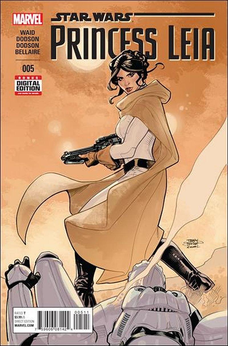 Princess Leia #5 [2015] VF/NM Marvel Comics