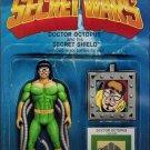 Secret Wars #3 John Tyler Christopher Action Figure Doctor Octopus Cover [2015] VF/NM Marvel Comics