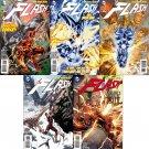 Flash #36 37 38 39 40 Trade Set [2015] VF/NM DC Comics