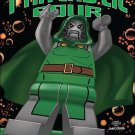 Fantastic Four #13 (Vol 4) Leonel Castellani 1:25 Lego Cover [2013] VF/NM Marvel Comics