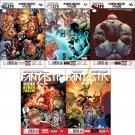 Fantastic Four Set #6 7 8 9 10 (Vol 5) [2014] VF/NM Marvel Now Comics