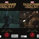 Marvel's Guardians of the Galaxy Prelude #1 and 2 Complete Mini Series [2014] VF/NM Marvel Comics