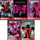 Nightcrawler #1 2 3 4 5 Trade Set [2014] VF/NM Marvel Comics